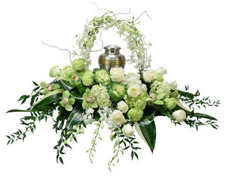 Sympathy flowers dallas florists heart sprays