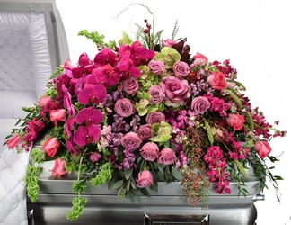 Dallas Delivery of casket arrangements for funerals